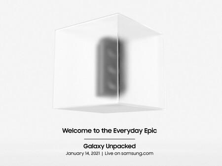 Es oficial: el primer evento Galaxy Unpacked de 2021 se celebrará el 14 de enero, serie Galaxy S21 a la vista