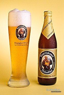 Bodegón de cerveza Franziskaner