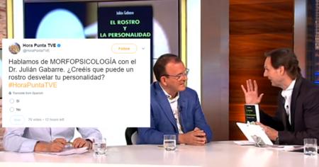 Javier Cárdenas está decidido a ser el mayor altavoz de charlatanes del país: ahora le toca a la morfopsicología