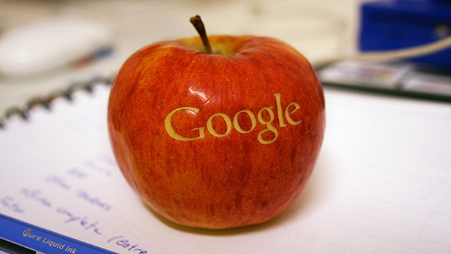 Google y Apple, condenados a entenderse