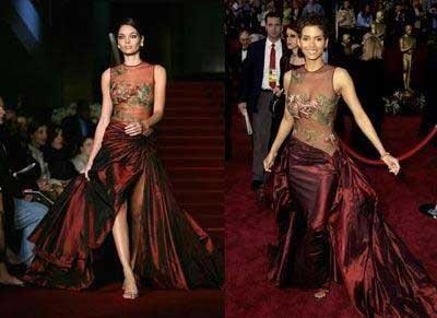Desfile Oscars 2007