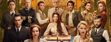 De  'Alta Mar' a  'Hernán': 17 series y documentales (y una película) que se estrenan en Netflix, HBO, Movistar+ y Amazon del 18 al 24 de noviembre