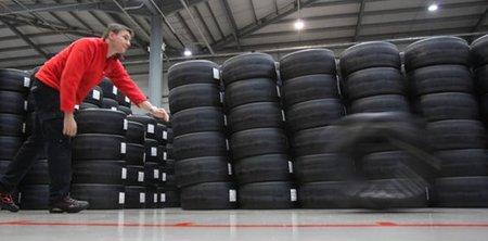 La Fórmula 1 y la GP2 con los mismos neumáticos a partir de 2011
