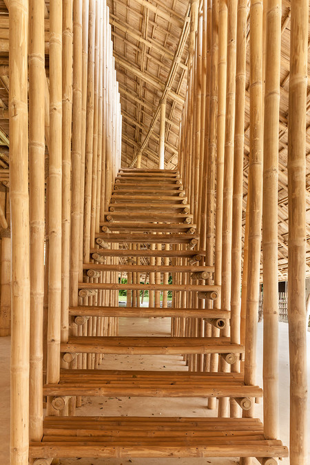 Bamboo Sports Hall 10