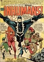 Marvel da luz verde a la película de 'Los Inhumanos'