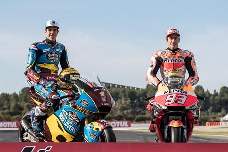 Alex Marquez Marc Marquez Campeones Moto2 Motogp 2019