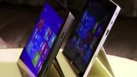 Tablets para acompañar a Windows 8.1: variedad en tamaño, potencia y precio