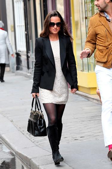 Pippa Middleton, famosa por su pompis y bien pagada como escritora