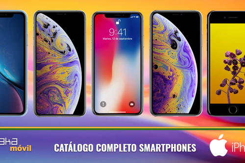 Así queda el catálogo completo de iPhones a la venta en 2018 y sus diferencias