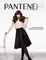 Pantene tiene nueva embajadora: Zooey Deschanel