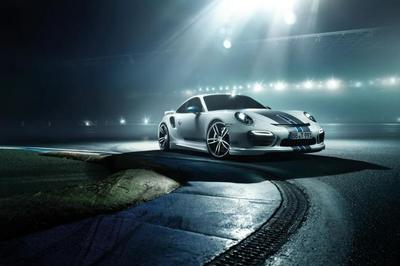 Techart prepara el Porsche 911 Turbo