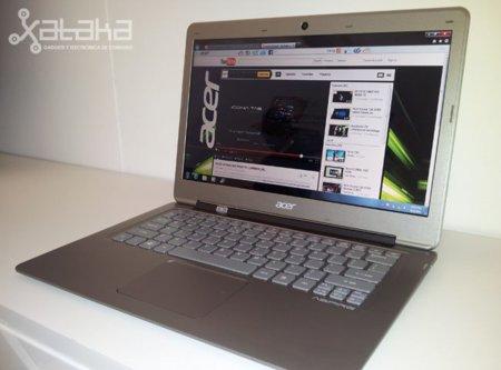 Acer Aspire S3, primeras impresiones