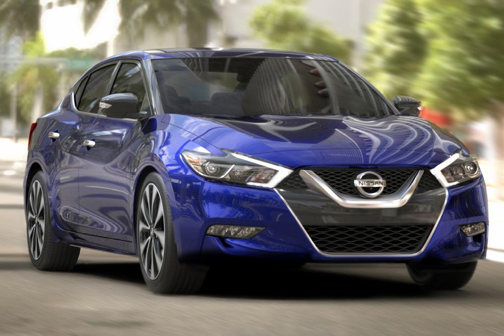 Nissan Maxima 2016 26 61