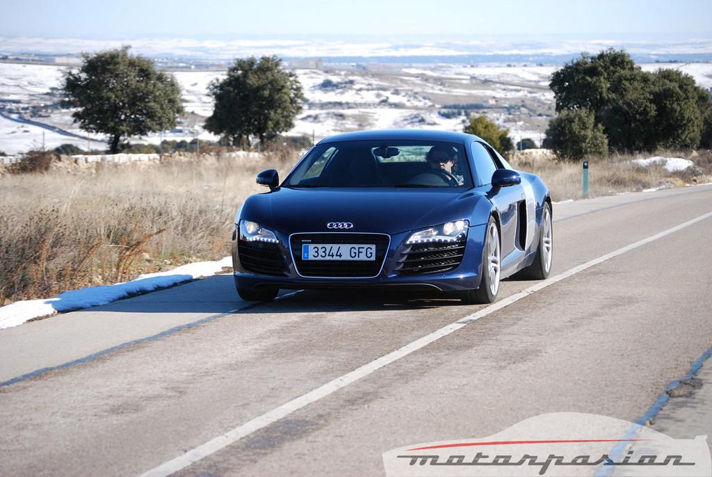 Foto de Audi R8 4.2 FSI R tronic (prueba) (10/50)