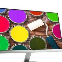 Monitor de 24 pulgadas HP 24ea, con resolución FullHD, por 149 euros y envío gratis