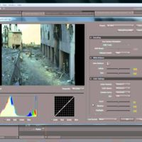 MacBook Air editando video con resolución 4K gracias a Thunderbolt