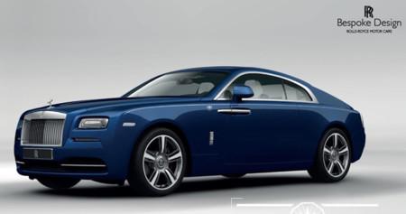 Rolls-Royce Wraith Porto Cervo, una nueva edición especial limitada a tres unidades
