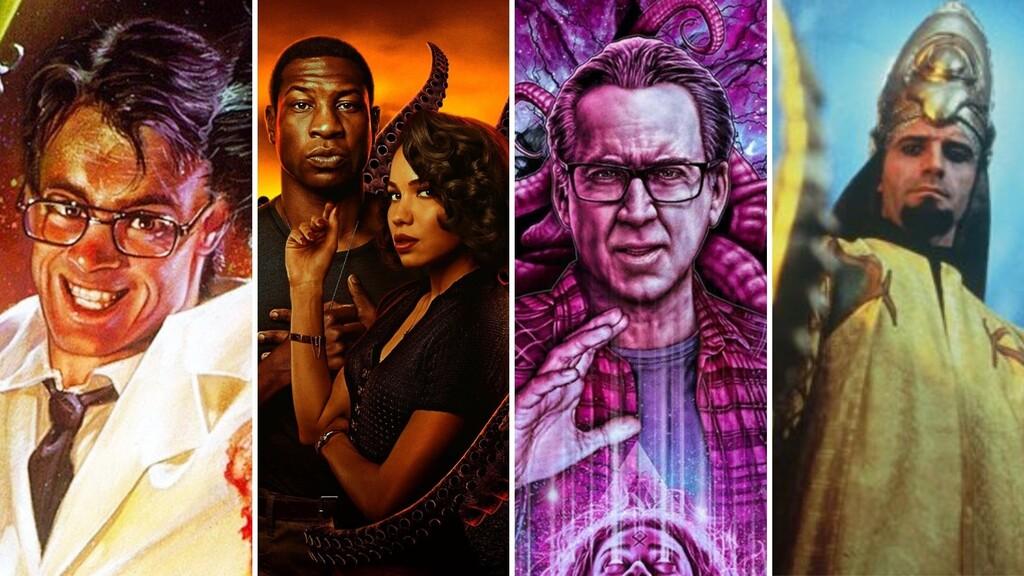 Nueve adaptaciones del maestro del horror cósmico H.P. Lovecraft que puedes ver ya en streaming