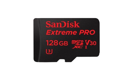 Memoria de sobra para tu smartphone con la SanDisk Extreme PRO microSDXC de 128 Gb por 83,99 euros en Macnificos