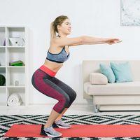 Crea tu propio gimnasio con este material de entrenamiento en casa: siete accesorios que te ayudan a entrenar en tu salón