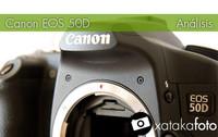 Canon EOS 50D, análisis