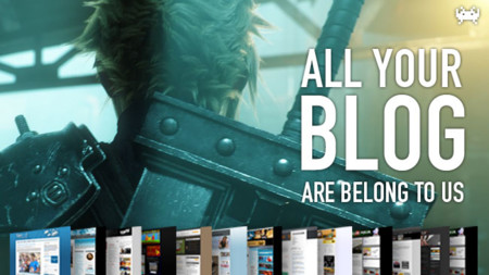 A vueltas con el remake de Final Fantasy VII, con Yu Suzuki y con el E3 en general. All Your Blog Are Belong To Us (CCC)
