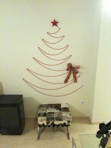 Yo también lo hice: el árbol de Navidad de Jota