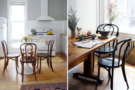La silla Thonet, el primer mueble de diseño industrial