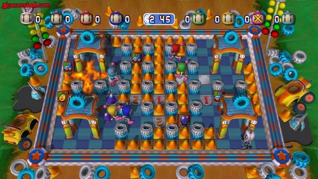 Foto de 011008 - Bomberman Ultra (4/10)
