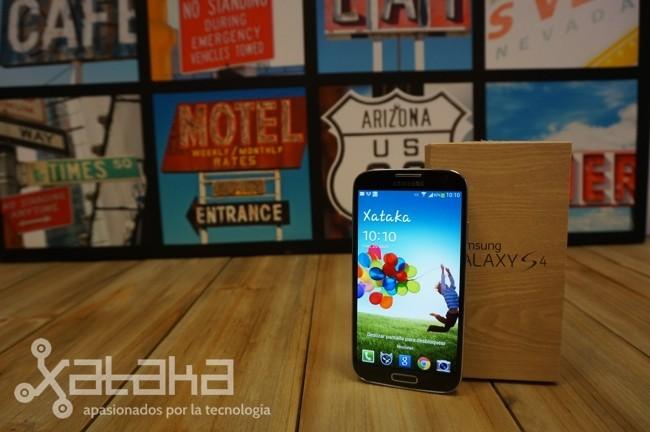 Galaxy S4 a prueba en Xataka