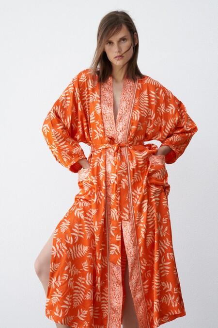Kimonos De Zara Para Ir A La Playa