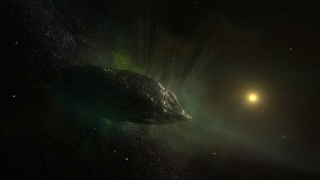 Este cometa interestelar tiene una composición inusual y diferente a lo que los astrónomos están acostumbrados