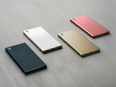 Sony actualiza los Xperia XA1, XA1 Plus y XA1 Ultra a Android 8.0 Oreo