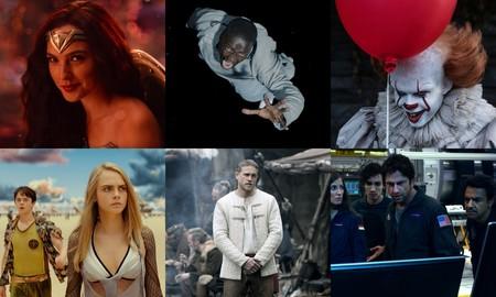 Los grandes éxitos y fracasos del cine en 2017