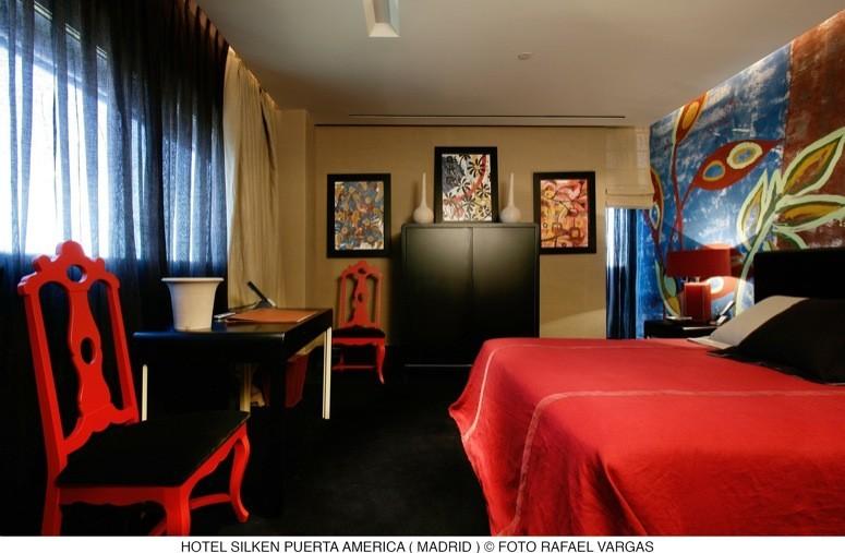 Foto de Hotel Puerta América: Victorio & Lucchino (4/10)