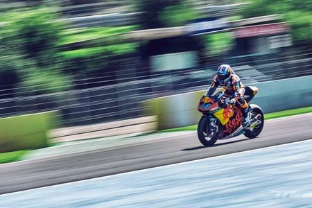 Miguel Oliveira Ktm Moto2 Irta Jerez 2017