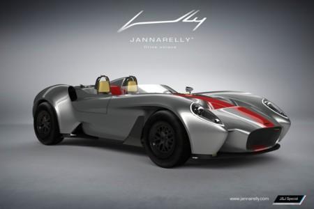 Jannarelly Design-1, porque en Dubái también se crean deportivos