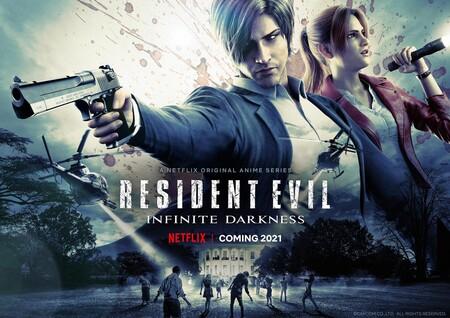 'Resident Evil: Oscuridad infinita' tiene nuevo tráiler: Netflix caldea la prometedora llegada de su anime basado en la saga de zombis de Capcom