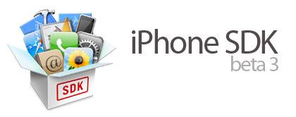 Apple publica la beta 3 del SDK del iPhone