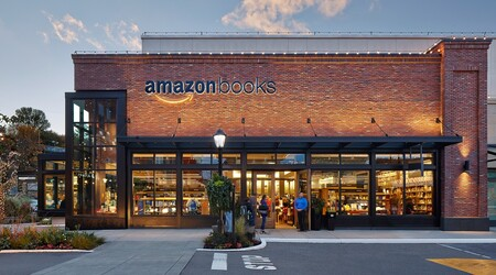 Amazon Books First Store 1