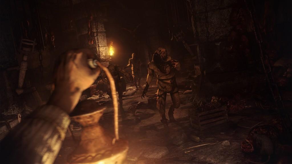 Descarga gratis Amnesia: The Dark Descent y Crashlands en la Epic Games Store. El siguiente será Death Coming