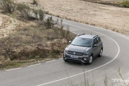Volkswagen T Cross 2019 Prueba 002
