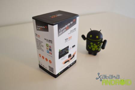 Ten Go! MicroPC, embalaje