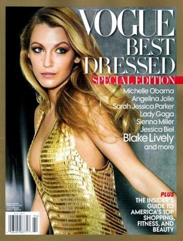 ¡Ya está aquí, ya llegó, la Vogue y su temida lista de las mejor vestidas del 2010!