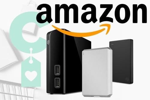 Ofertas de Amazon esta semana en conectividad LaCie y Seagate