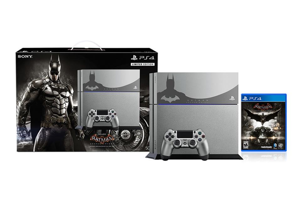 Foto de PlayStation 4 Batman Edition (3/4)