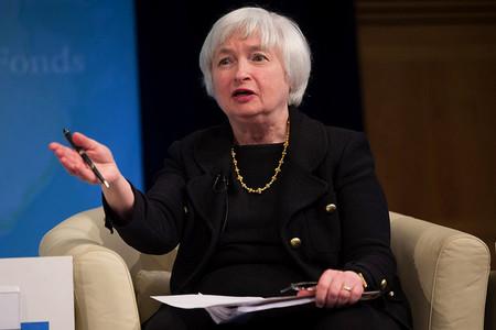 """Janet Yellen dice que la recuperación del mercado laboral """"está lejos de ser completa"""""""