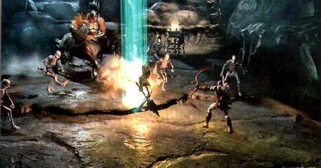 'God of War III', nuevos detalles e imágenes
