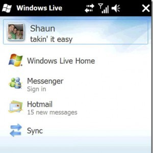 Novedades en Windows Live para Windows Mobile
