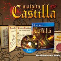 ¡Adiós problemas! Maldita Castilla EX contará con una edición física para PS4 en España